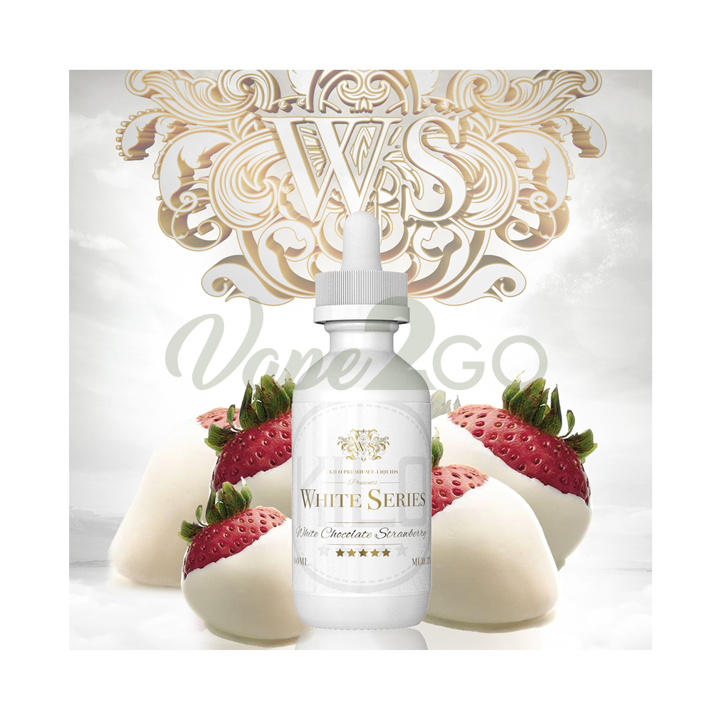 White Chocolate Strawberry Kilo