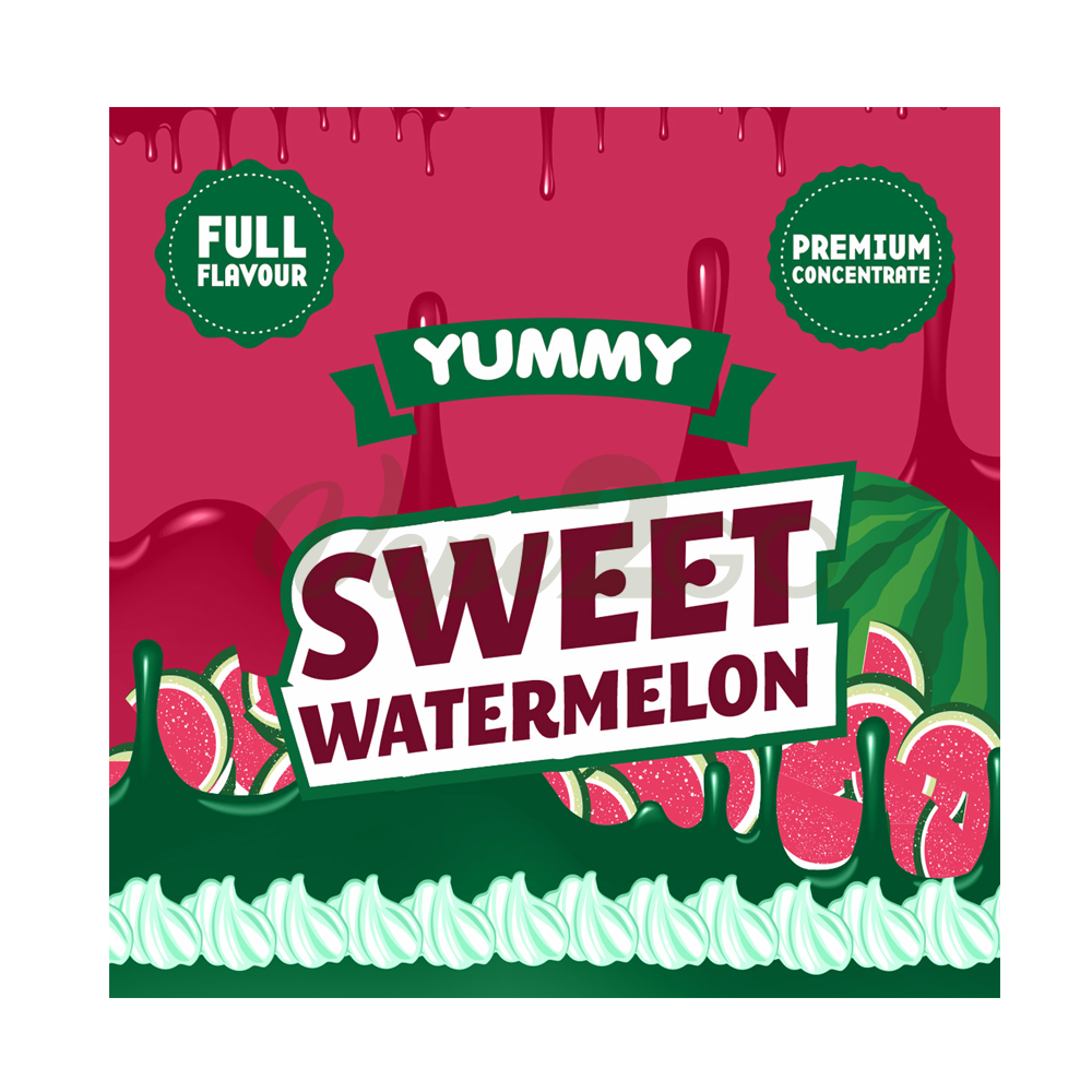 BigMouth Sweet Watermelon