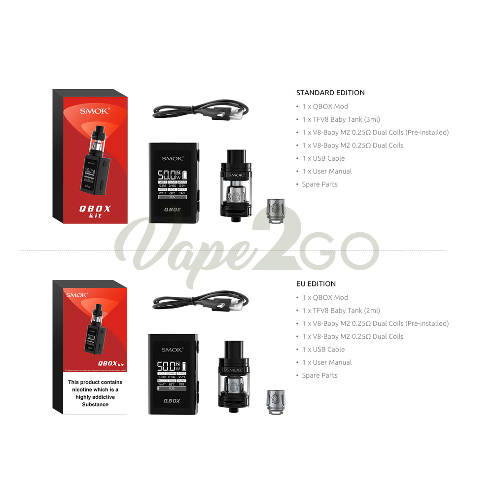 how to change coils in smok qbox