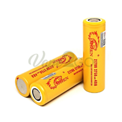 IMREN 21700 3750MAH 40A BATTERY GOLD