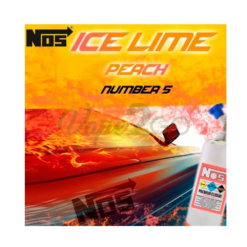 NOS Ice Lime Peach Number 5