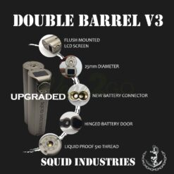 SQUID Industries Double Barrel