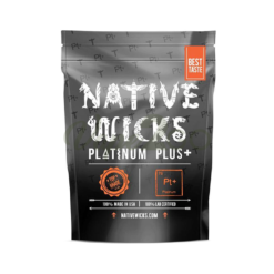 NATIVE WICKS PLATINUM PLUS